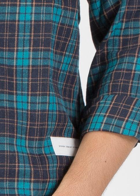 Flannel shirt là gì? mặc nó thế nào đẹp