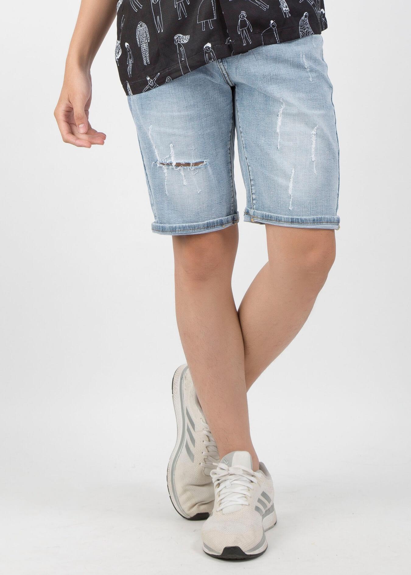 Diện quần short đẹp cho mùa hè sôi động