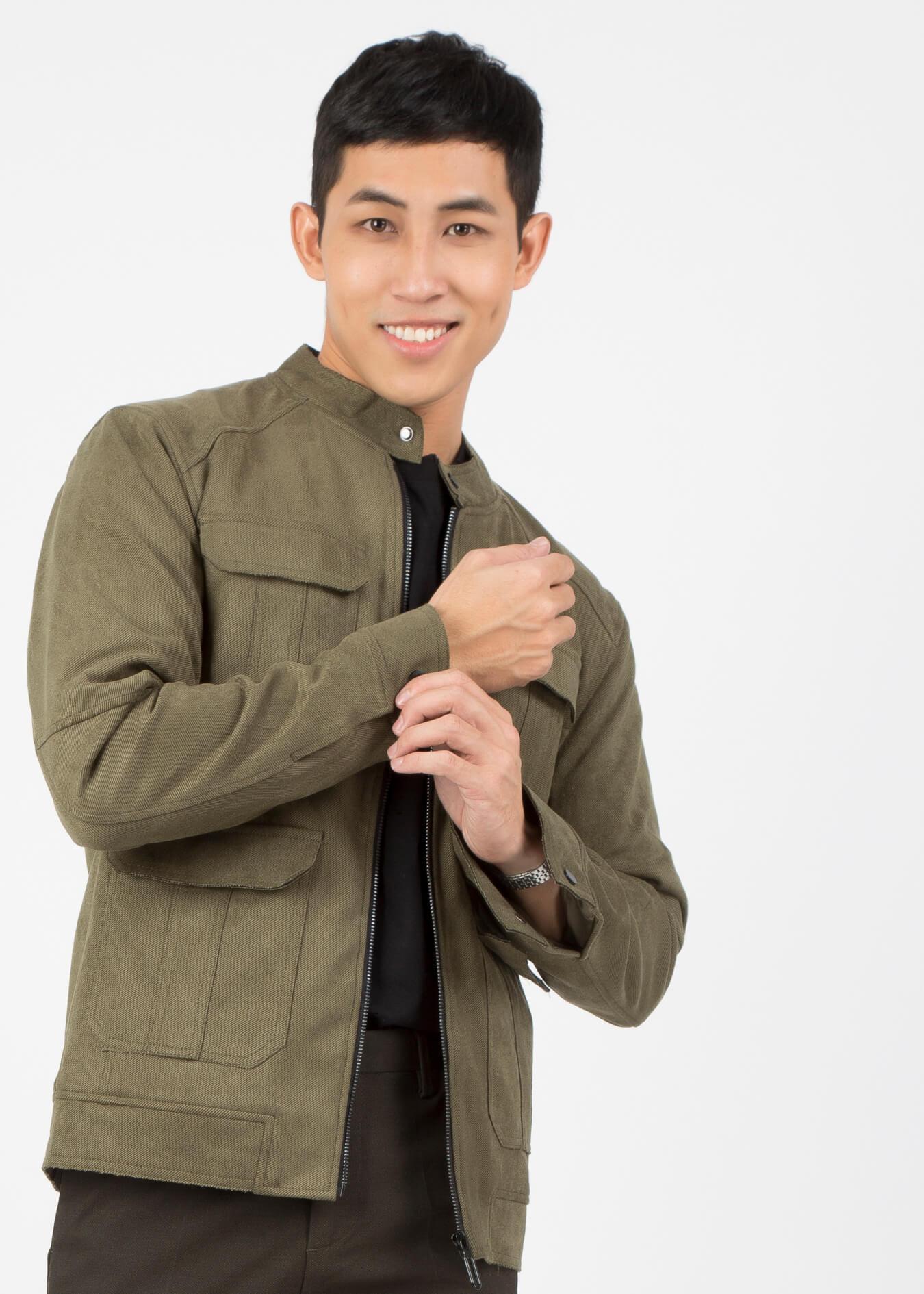 Khám phá BST quần áo từ chinos chất tại tripleR