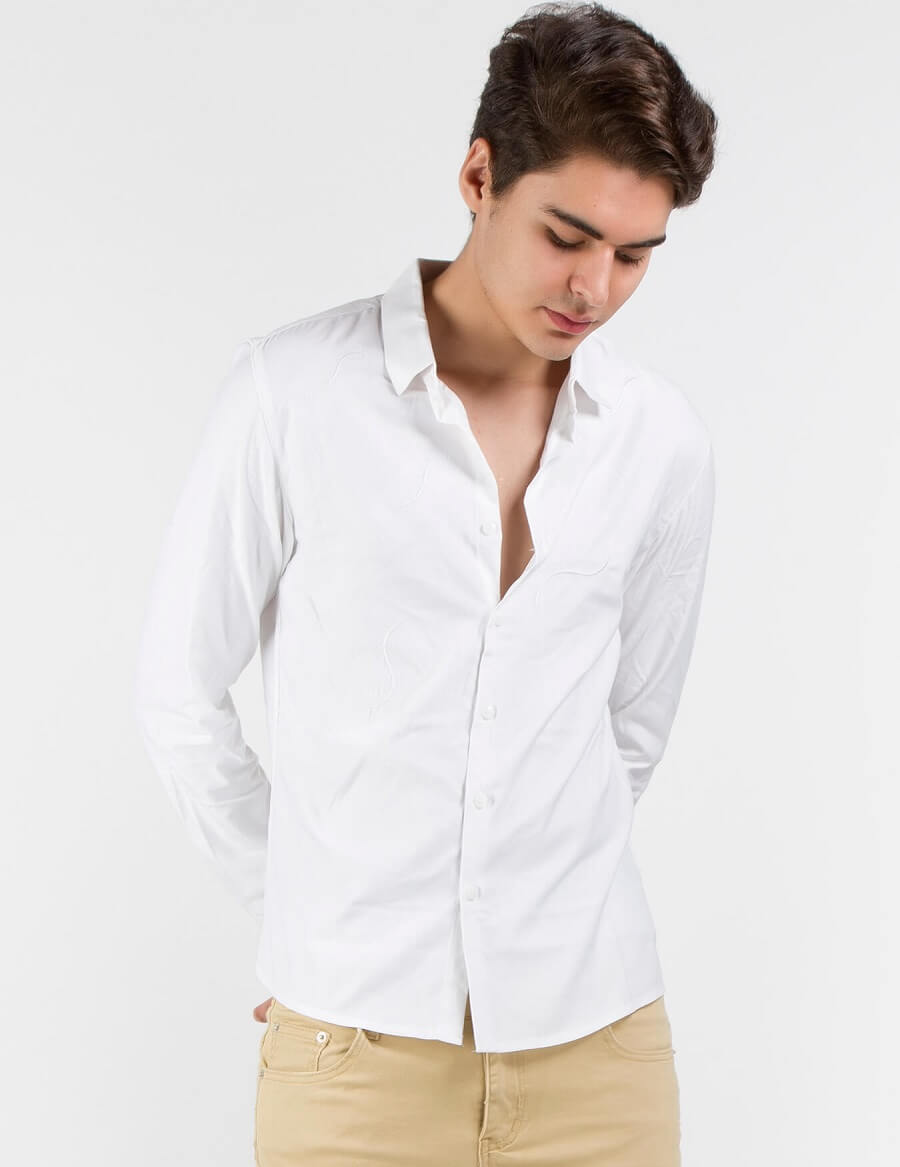 Áo sơ mi nam fashion Minh Thư