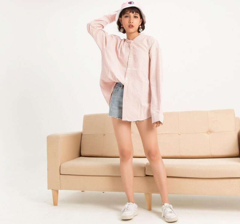Áo sơ mi flannel – item chinh phục mọi tín đồ thời trang