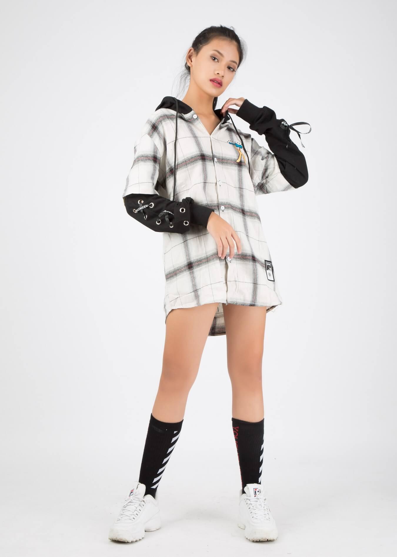 Black & White - Cảm hứng phối đồ chớm Thu hiện đại