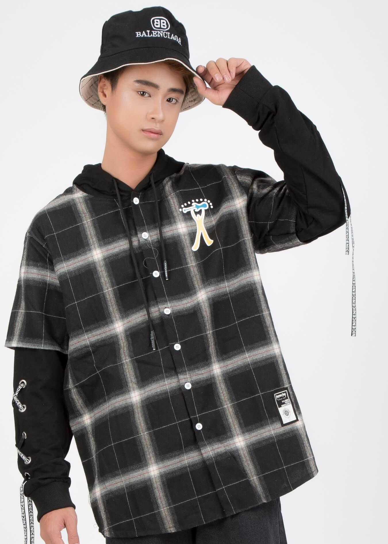 Áo hoodie là áo gì? Cùng tripleR tìm hiểu về áo hoodie
