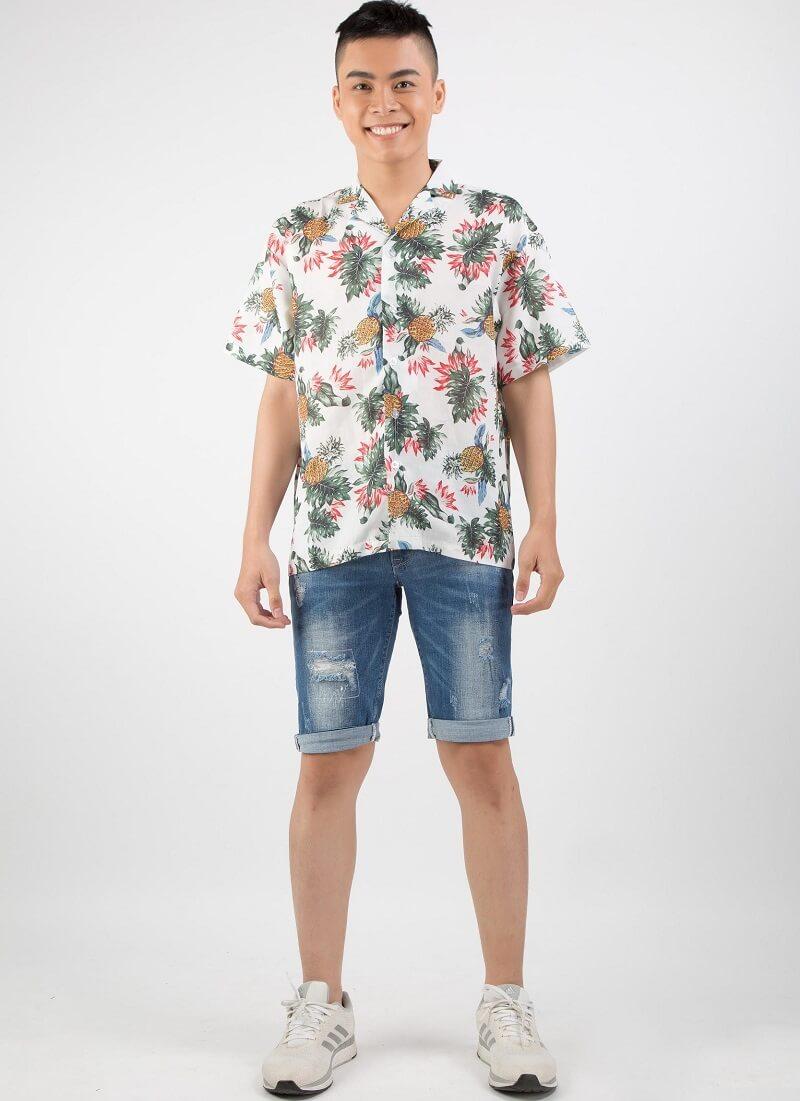 Bộ sưu tập thời trang nghỉ mát mùa hè chất