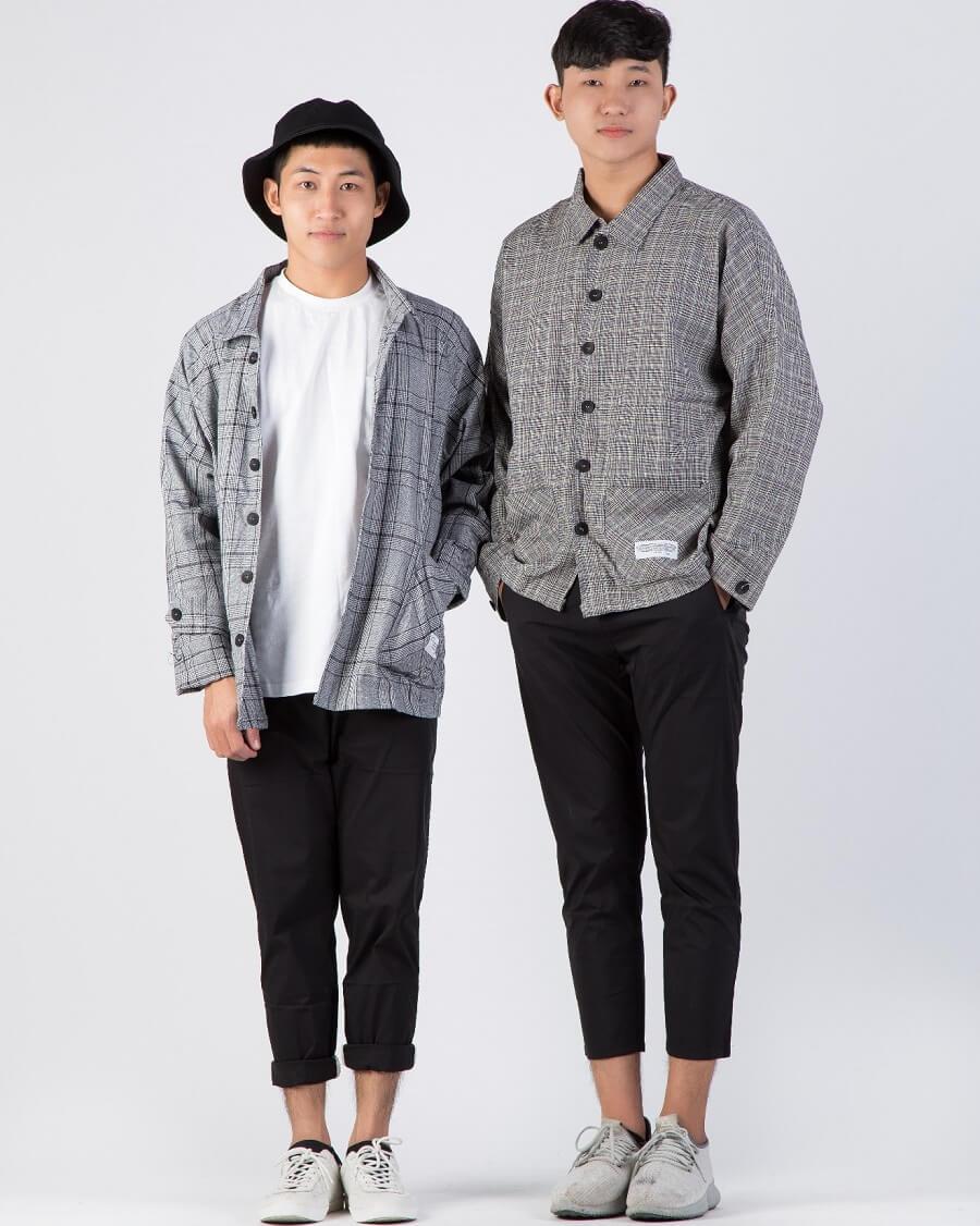 Thời trang phong cách thu đông với áo Blazer
