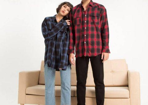 Các cặp đôi cũng hoàn toàn có thể tạo ra một phong cách riêng cho mình mỗi lần xuống phố