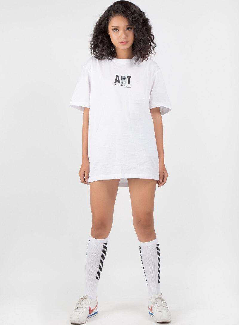 All white – Mix đồ siêu thanh lịch chuẩn Fashionista