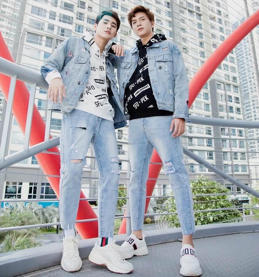 Fashion Minh Thư - Shop bán áo khoác nam nữ đẹp Tp HCM