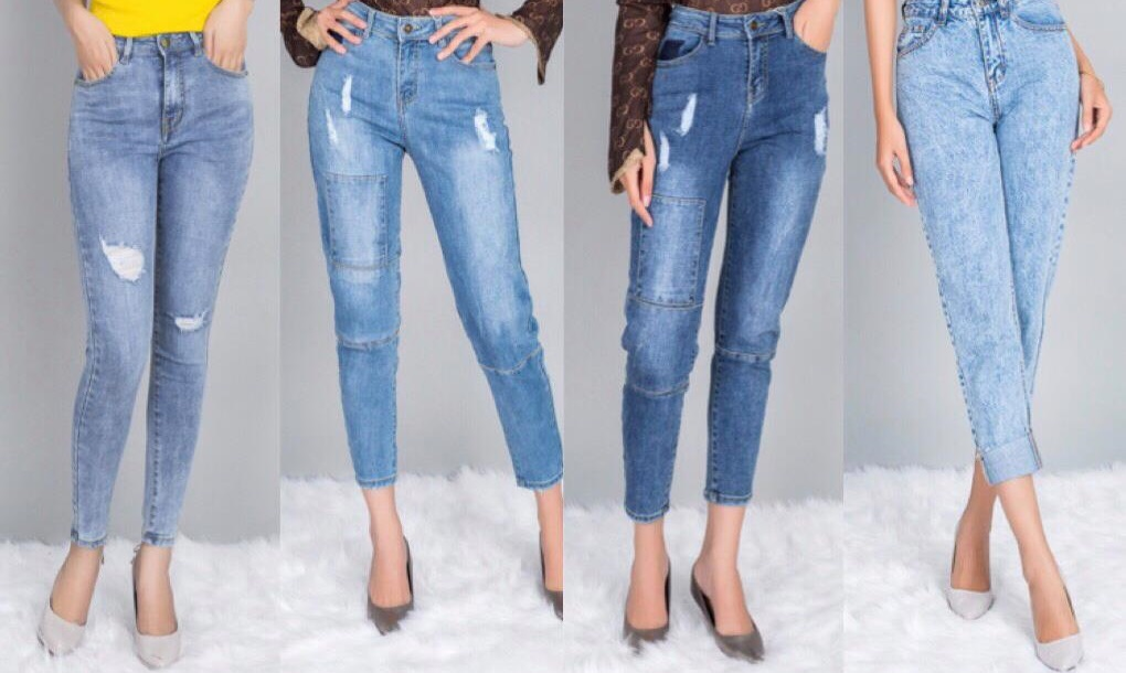 Jean Shop - shop bán quần jean nam nữ đẹp ở TPHCM