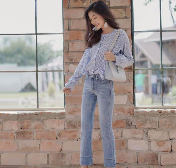 Len Clothing - shop bán quần jean nam nữ đẹp ở TPHCM