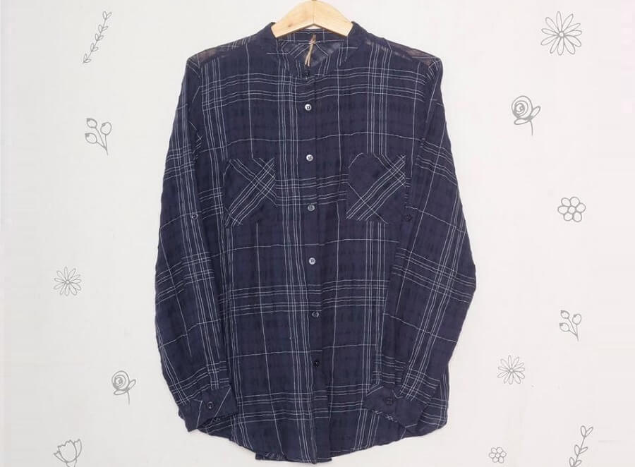 Kit & Dream Shop - Shop áo sơ mi caro flannel chất