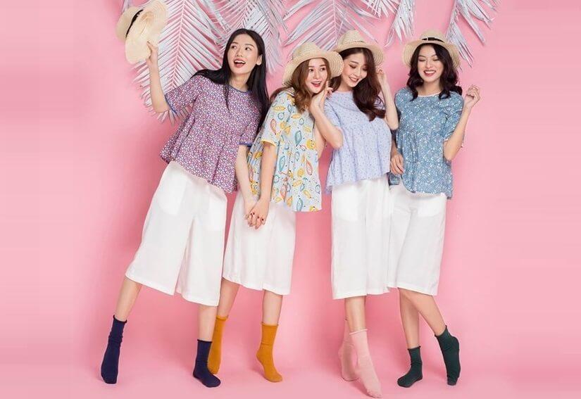 Oversize Shop - Shop thời trang đẹp TP HCM