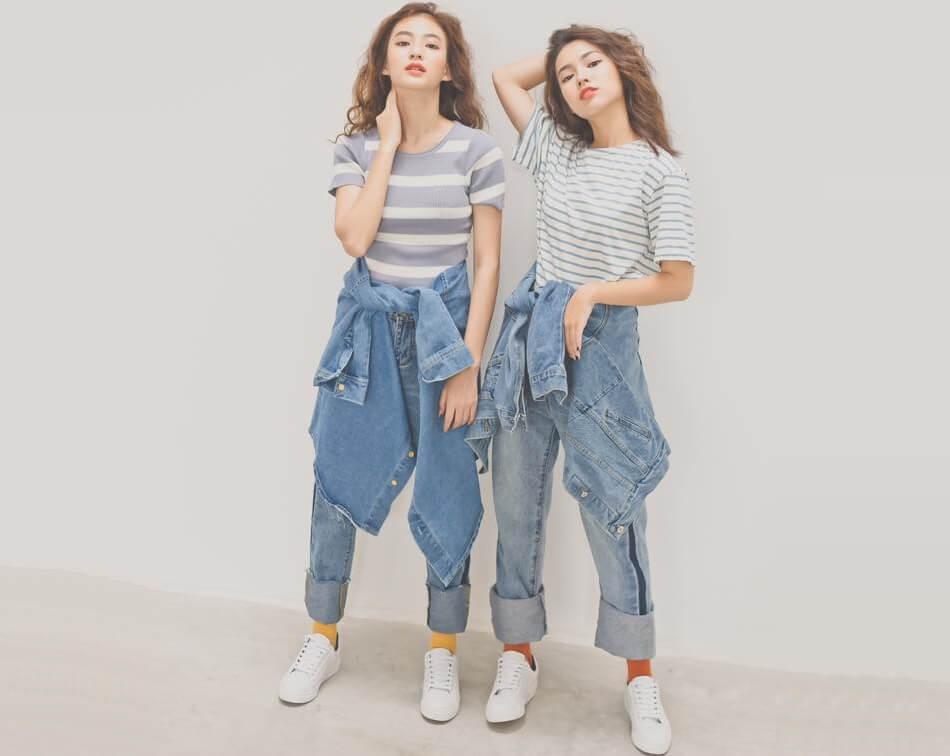 Sixty Eight - shop bán quần jean nam nữ đẹp ở TPHCM
