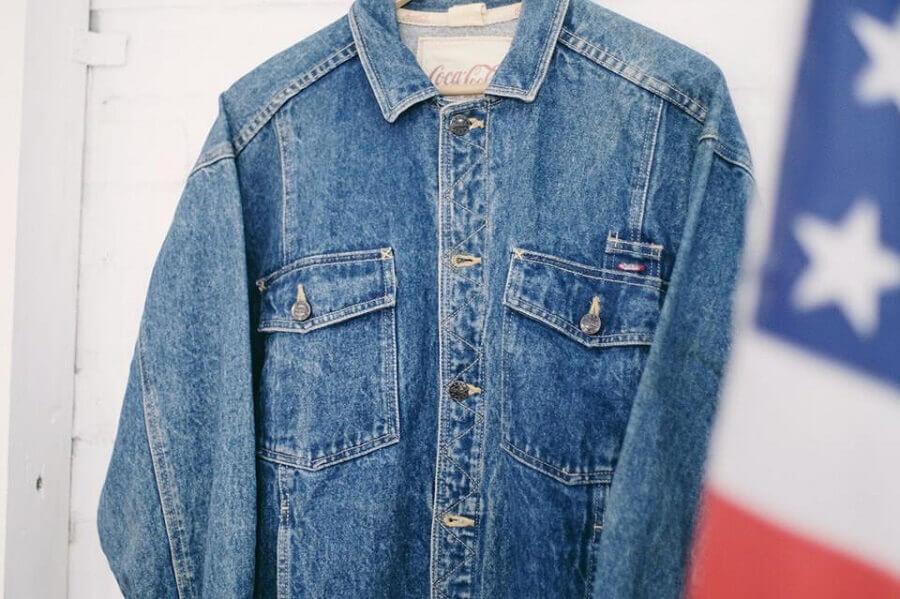 Shop bán áo khoác jean Shop SSStutter