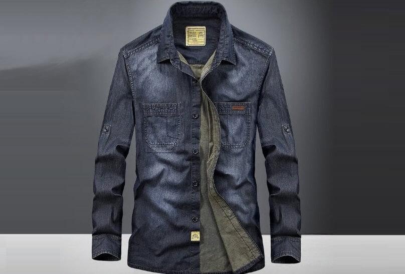 Shop bán áo khoác jeans - Jean Shop