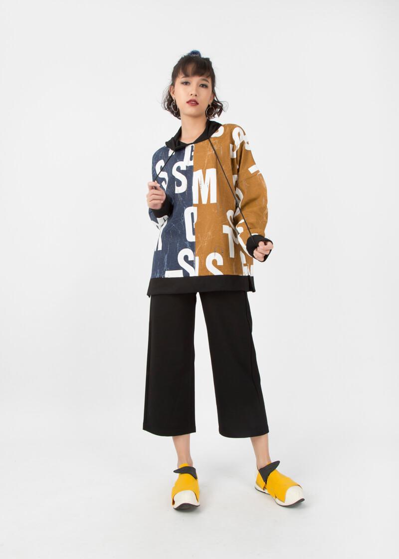 Áo hoodie: phối sao cho đẹp?