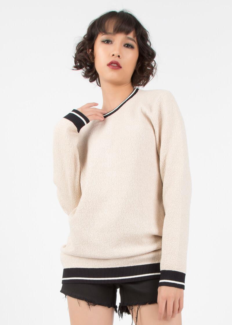 Áo sweater là gì? cùng tripleR tìm hiểu về áo sweater