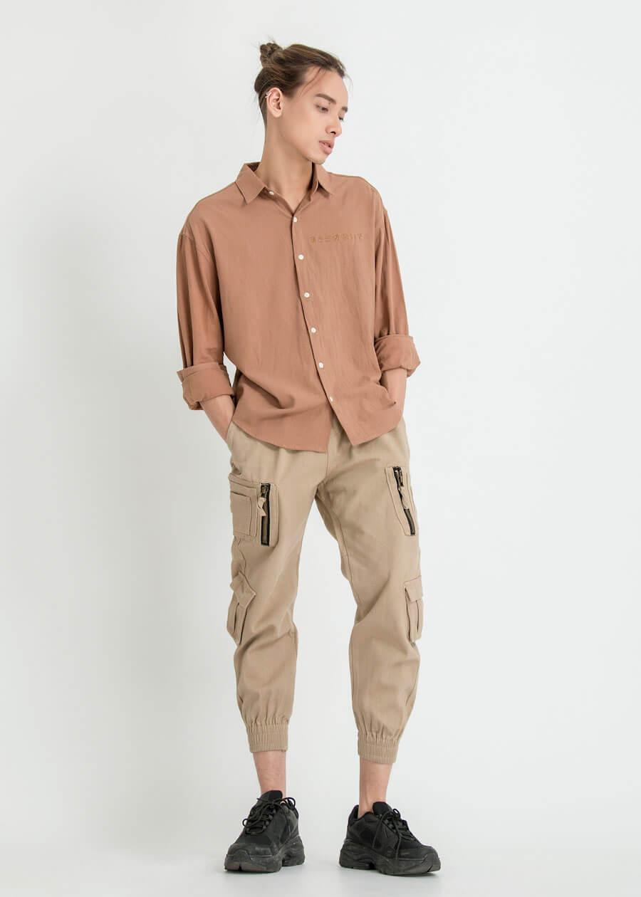 Thời trang cho người gầy: Mẹo hay giúp nam gầy luôn mặc đẹp