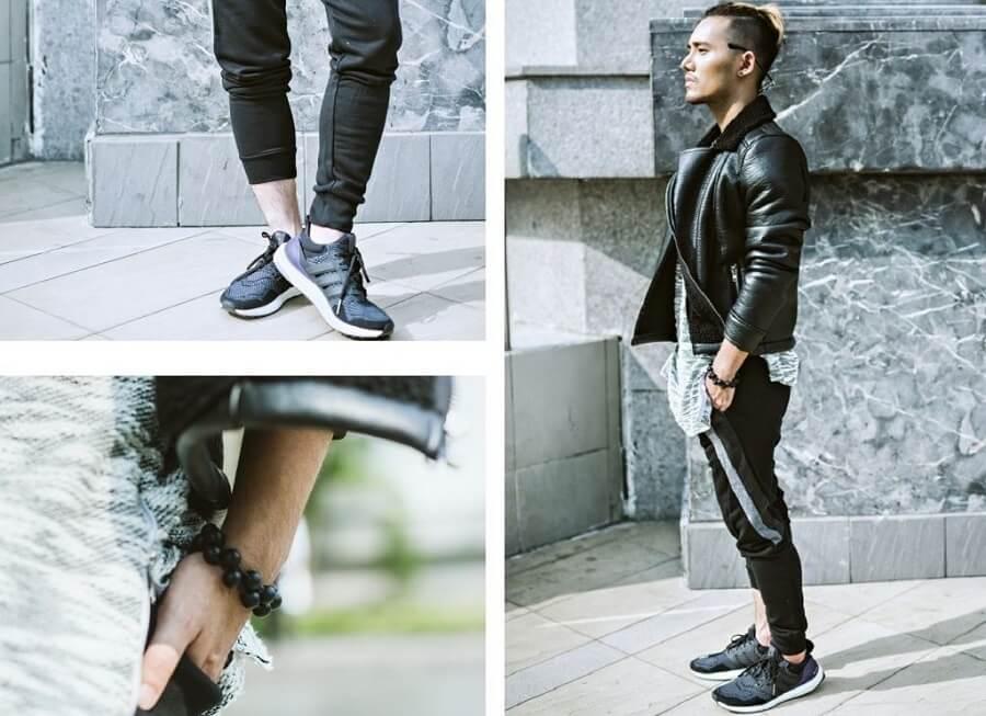 Giày Sneaker - Phụ kiện phong cách đường phố