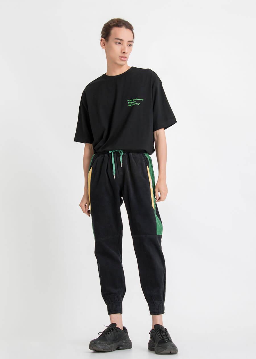 Lựa chọn áo thun thiết kế đơn giản
