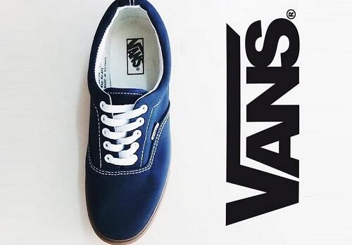 Mẹo cho giày Vans: Cách buộc dây giày 5 lỗ cực chất
