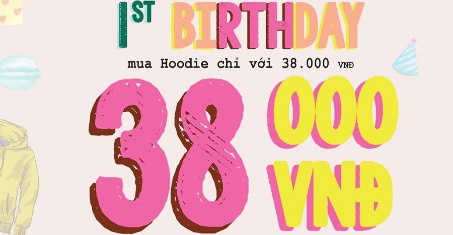 Áo hoodie 500k chỉ còn 38k - Duy nhất tại tripleR