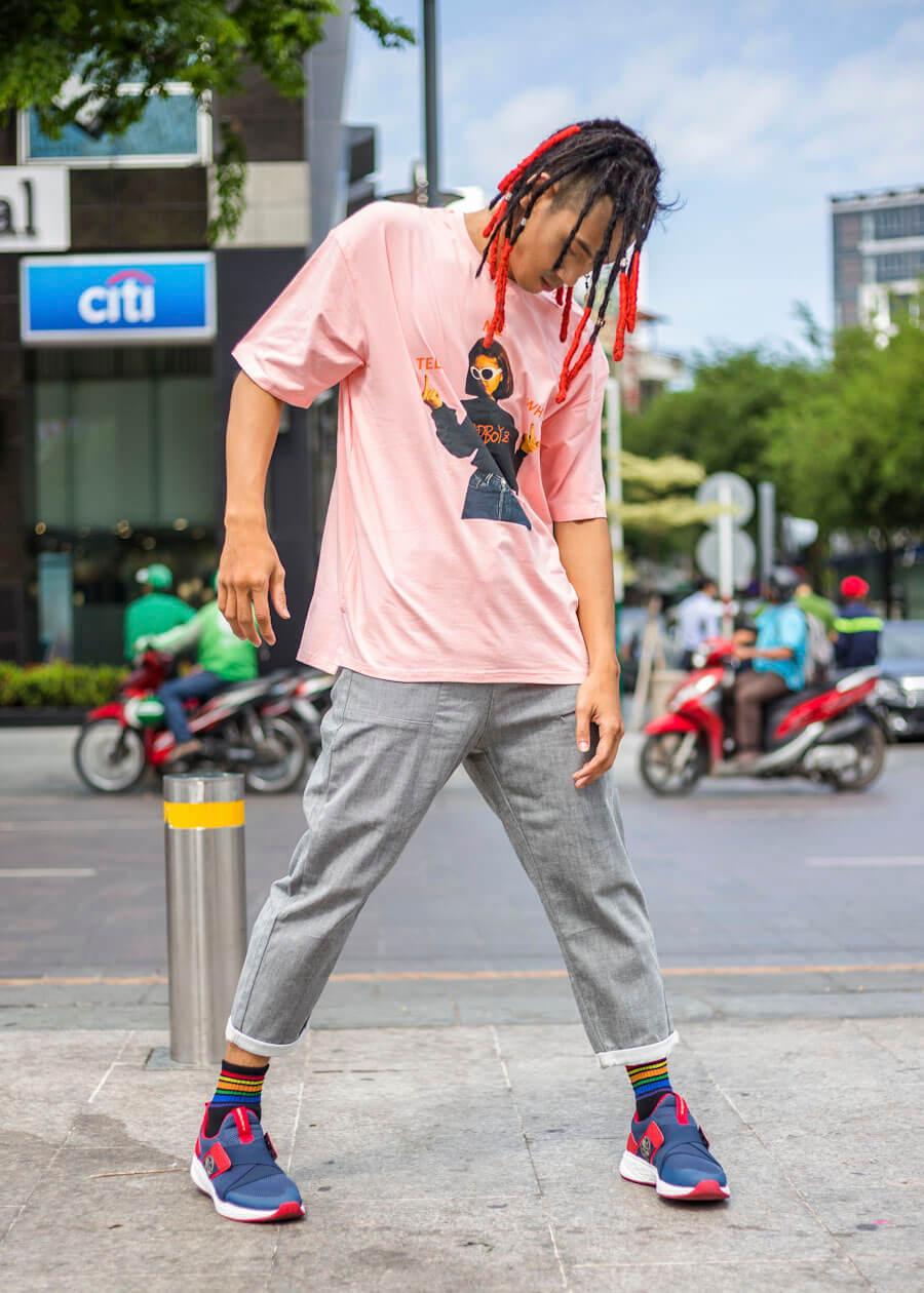 Street style là gì? Street style có phải là street wear