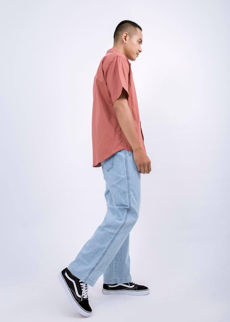 Cách phối áo với quần ống rộng nhìn là mê