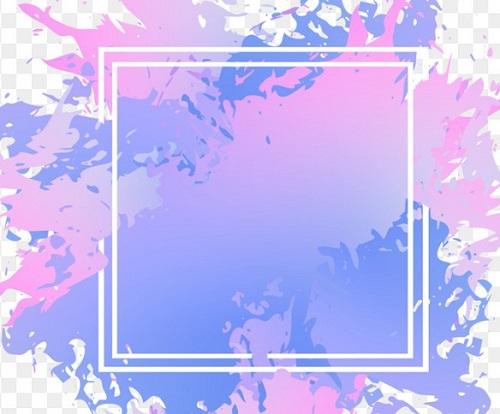 Màu pastel trong thiết kế đồ họa