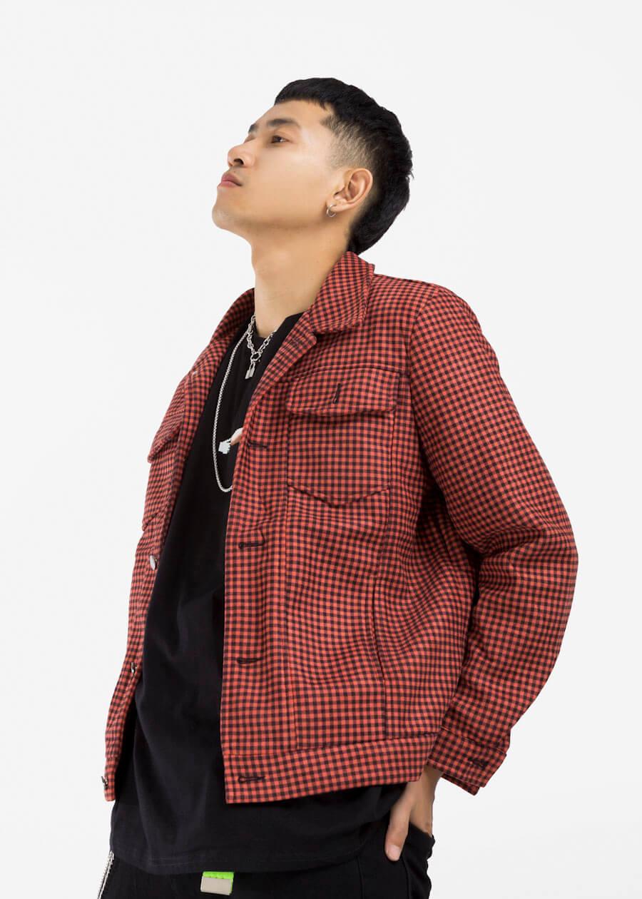 Khám phá bst áo jacket phong cách street style