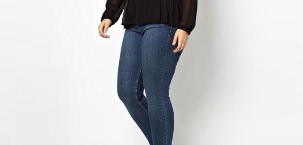 Người chân to và ngắn nên mặc quần jean màu gì?