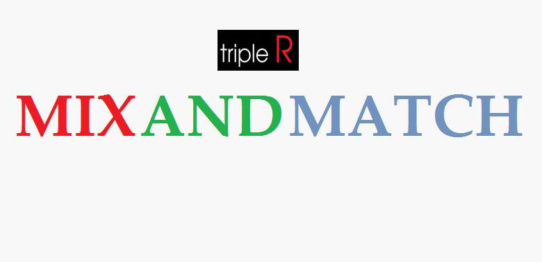 Mix and match là gì? Nguyên tắc mix & match trong thời trang