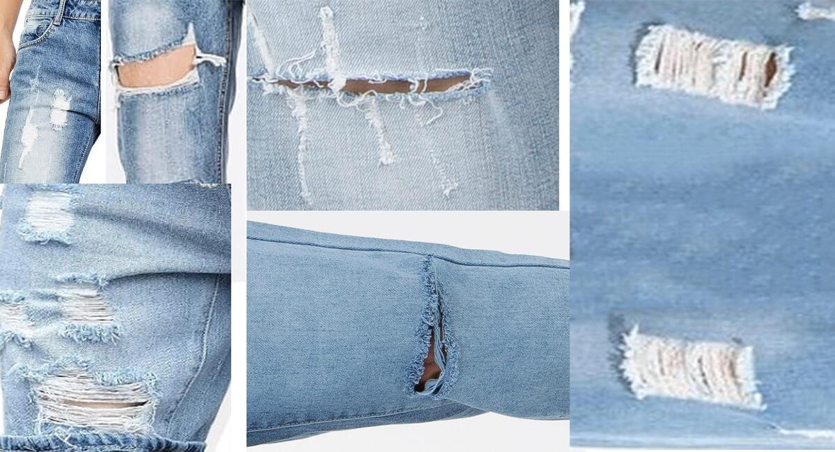 Top 5 cách làm quần jean rách gối [đơn giản, dễ làm]