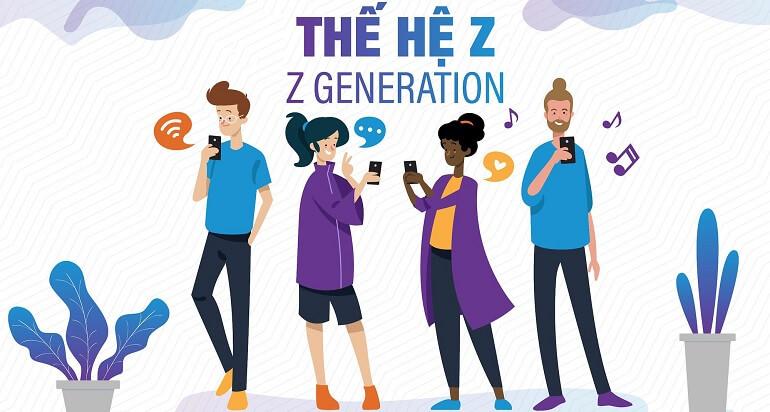 Đặc điểm của thế hệ Gen Z