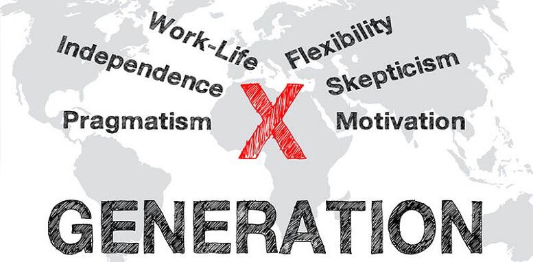 Gen X có những điểm gì khác biệt với các thế hệ khác