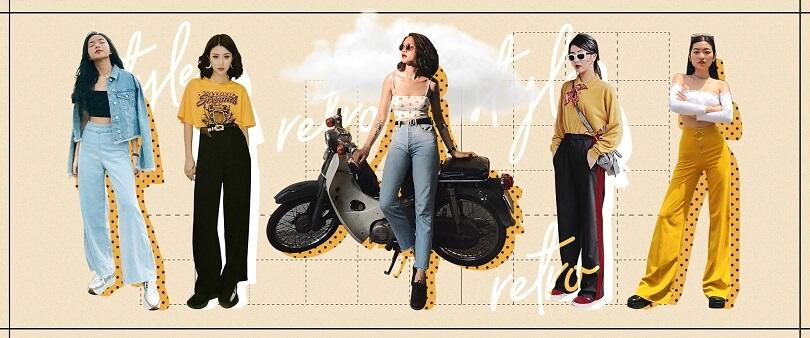 Phong cách Retro trong thời trang là gì?