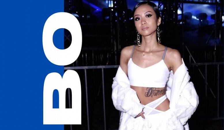 Áo croptop được nữ rapper nổi tiếng Suboi ưa chuộng