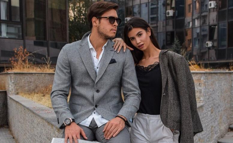ĐI dạo phố, mua sắm cùng Tuxedo biến tấu phong cách Street Style