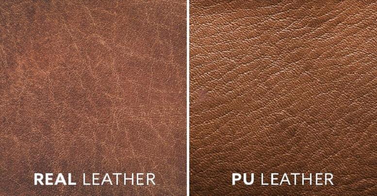 Cấu tạo chính của chất liệu leather
