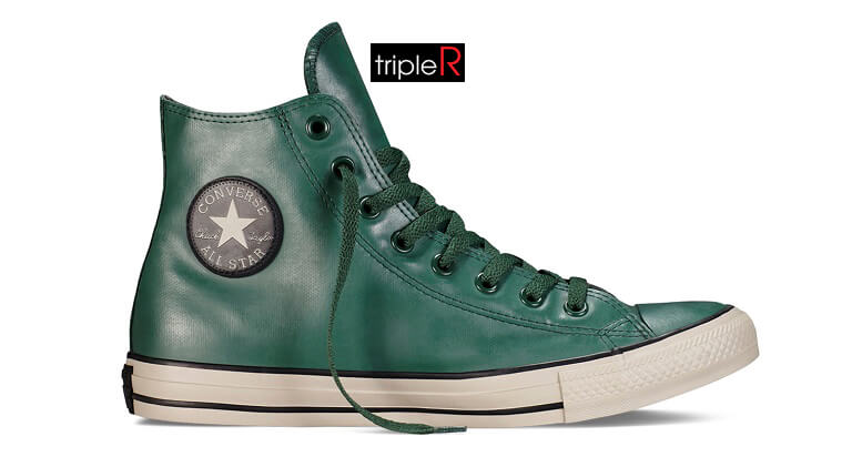 Converse Rubber: Mẫu giày cao su cực chất của nhà Converse