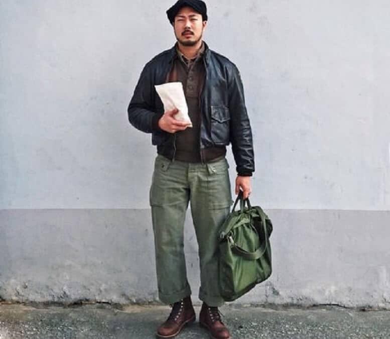 Những xu hướng mix đồ nam cực phong cách với Vintage