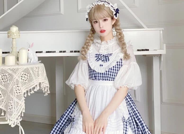Những đặc trưng của phong cách thời trang Lolita