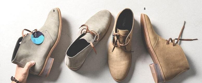 Bí quyết vệ sinh giày da lộn đơn giản giúp giày luôn như mới