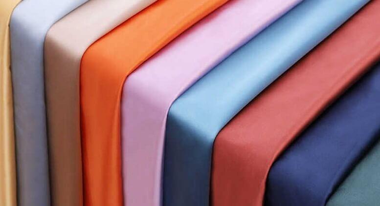 Bảo quản và sử dụng vải satin hiệu quả 
